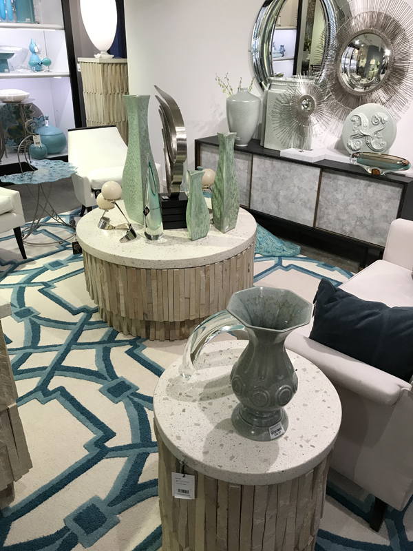trends stone accent tables table top accessories